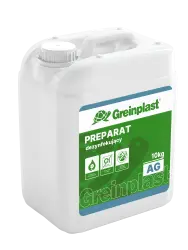 Disinfecting preparation GREINPLAST AG