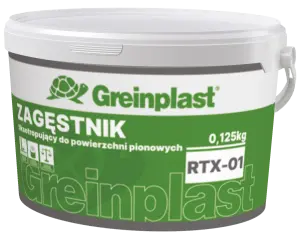 Thixotropic thickener for vertical surfaces GREINPLAST RTX-01