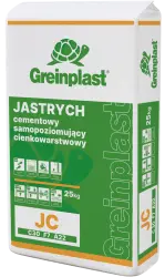 Thin-layer, self-flowing cement screed - 2-20 mm GREINPLAST JC
