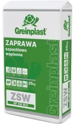 Lime surfacer mortar GREINPLAST ZSW