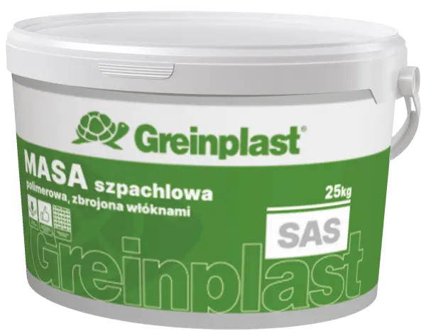 Polymer painter's putty GREINPLAST SAS