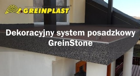 Greinstone - decorative flooring system